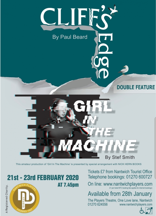 NP Studio - Double Feature: Cliff's Edge and Girl in the Machine