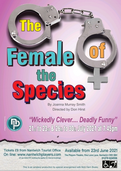 Additional Tickets for Female of the Species