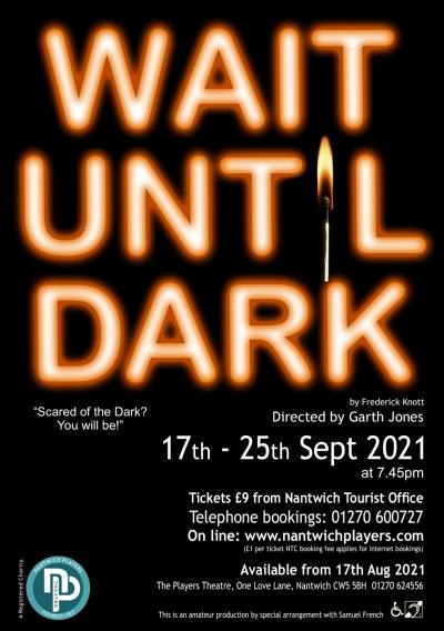 Tickets for Wait Until Dark